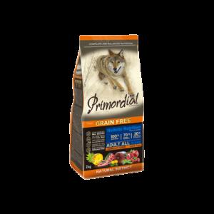 Primordial PGF Adult Tuna & Lamb 2 kg